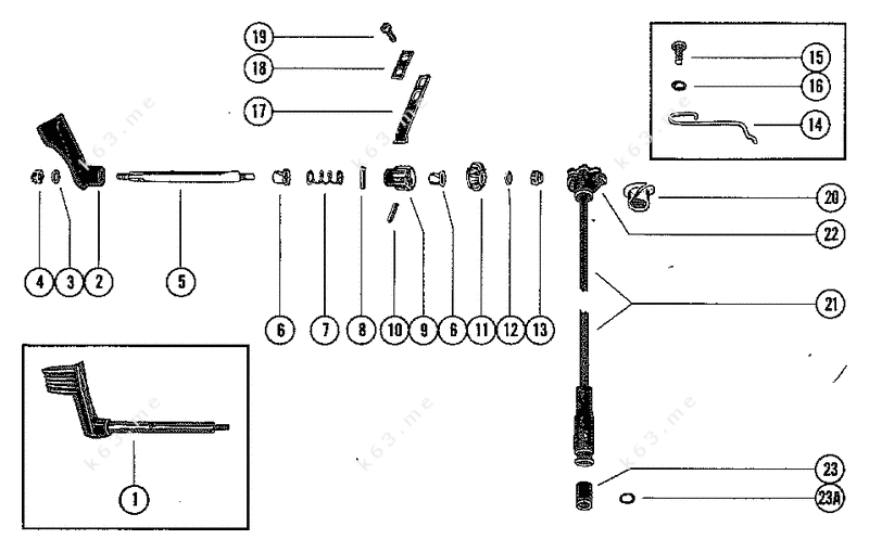 harley davidson shift linkage diagram